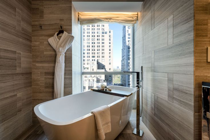 Honeymooning in New York City? The Park Hyatt New York has stunning views and every ameneity you could want!