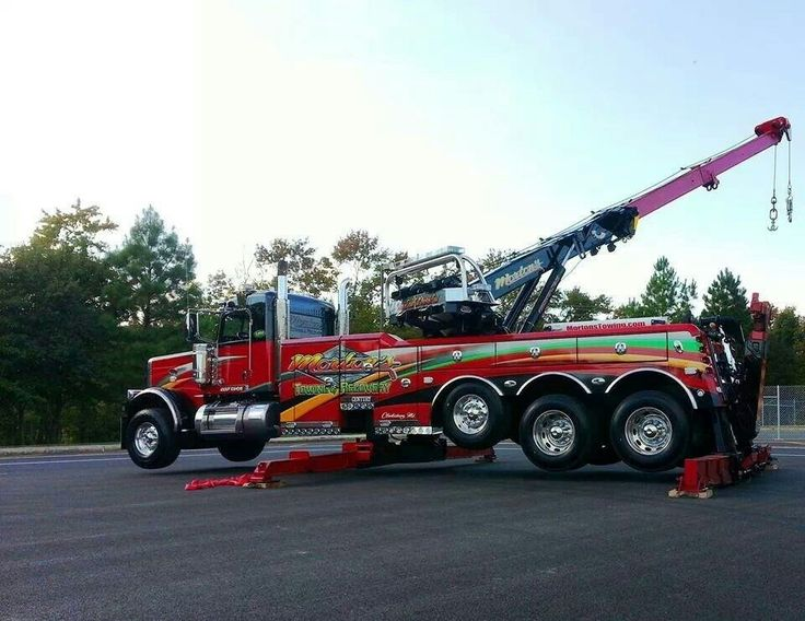 century rotator tow trucks recovery pinterest tow truck rigs and biggest truck. Black Bedroom Furniture Sets. Home Design Ideas