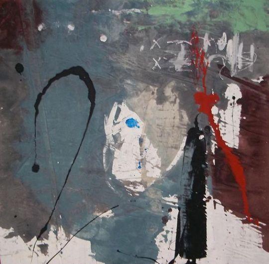 Arturo Pacheco Lugo art journal - expression through abstraction