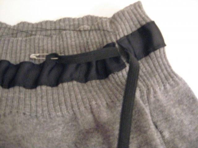 Hacerse una falda con un jersey