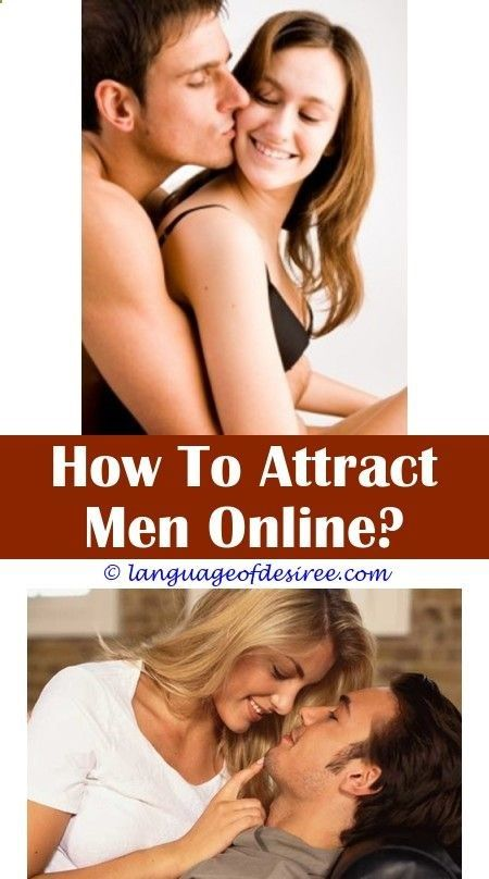 Physical attraction body language men