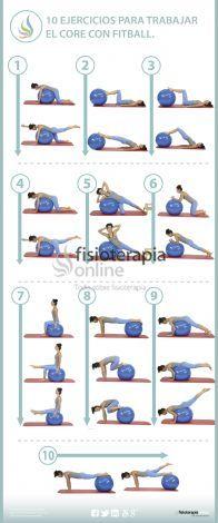 El core o núcleo es el centro estabilizador de nuestro cuerpo. Tener un core bien fortalecido y en forma hace más fácil cualquier tarea física, y nos ayuda a evitar diferentes lesiones, como por ejemplo las lesiones de espalda.