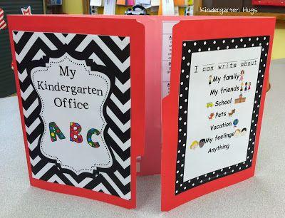 Kindergarten Hugs: Kindergarten Office