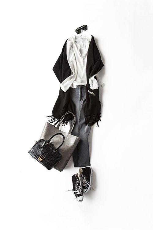 Kyoko Kikuchi's Closet | 意外性のあるスタイル