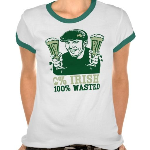 Irish Wasted T Shirt In Each Er Make Purchase Online For Choose The Best Price And Promotion As You Thing Secure Checkout Can Trust