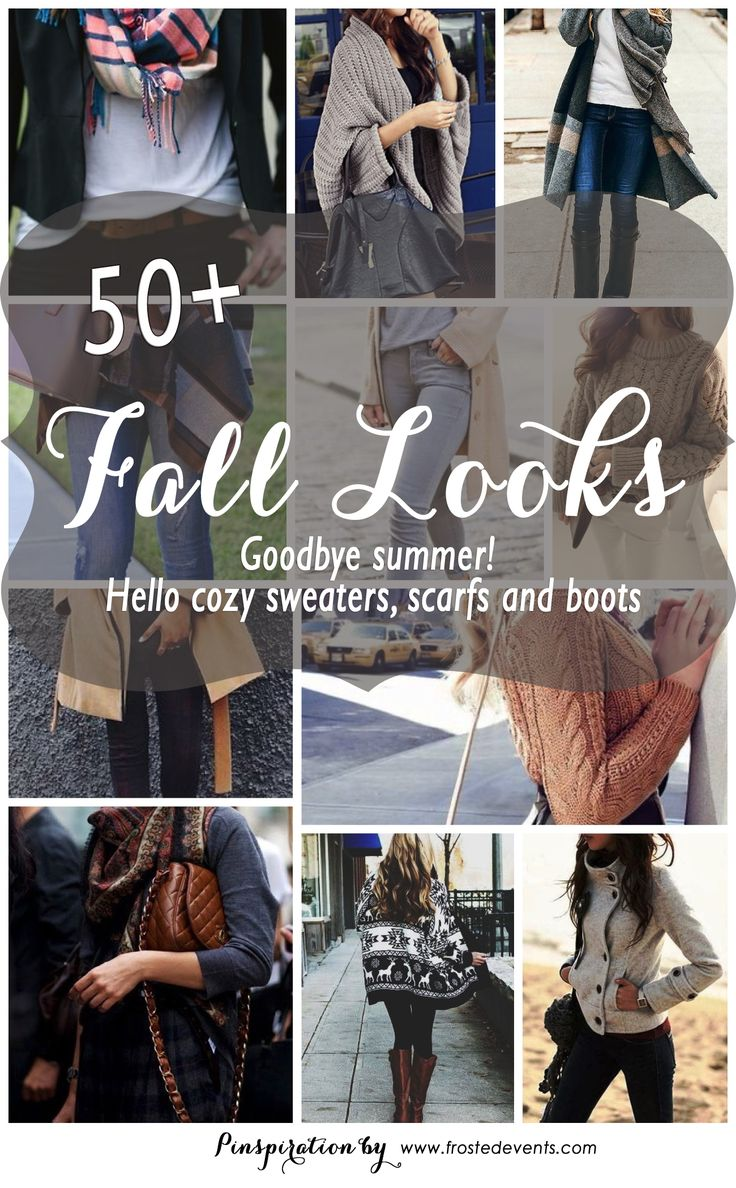 1130 best Fall Fashion Outfits for Fall images on Pinterest | Fall ...