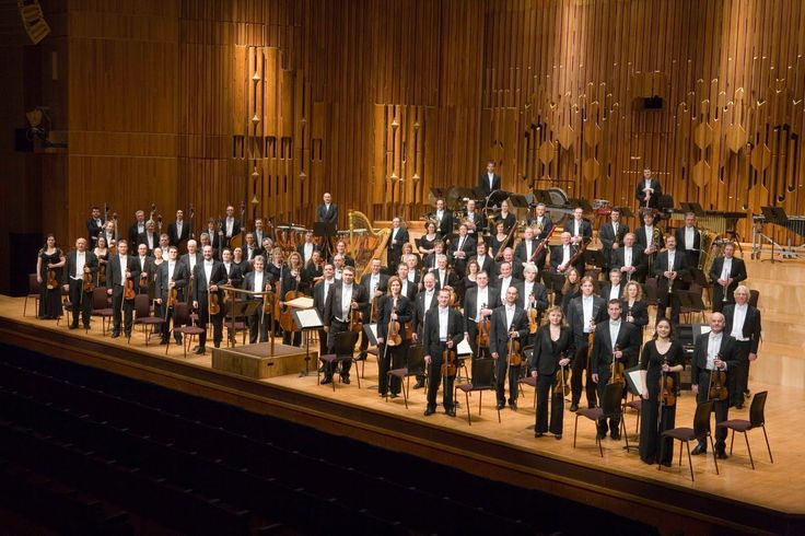 The London Symphonie Orchestra