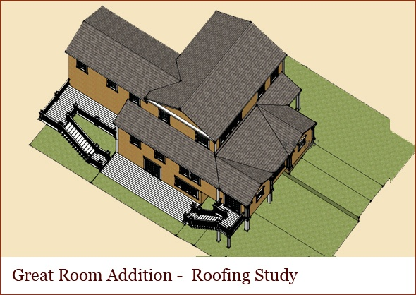 Home Addition Roof Lines Google Search