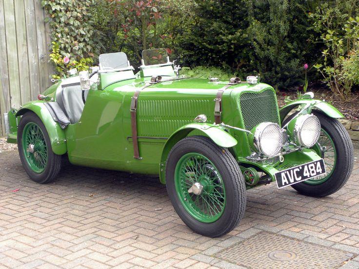 1935 Singer Nine TT Team Car