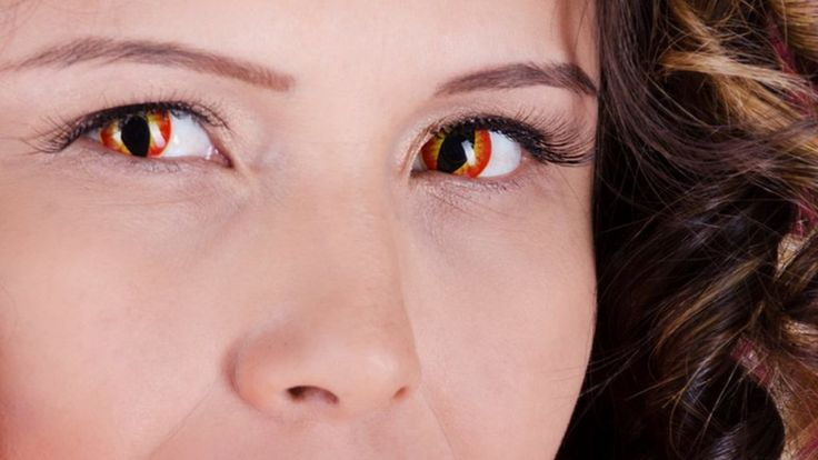 Eye experts warn of nasty infections and even sight loss if they are not used safely.