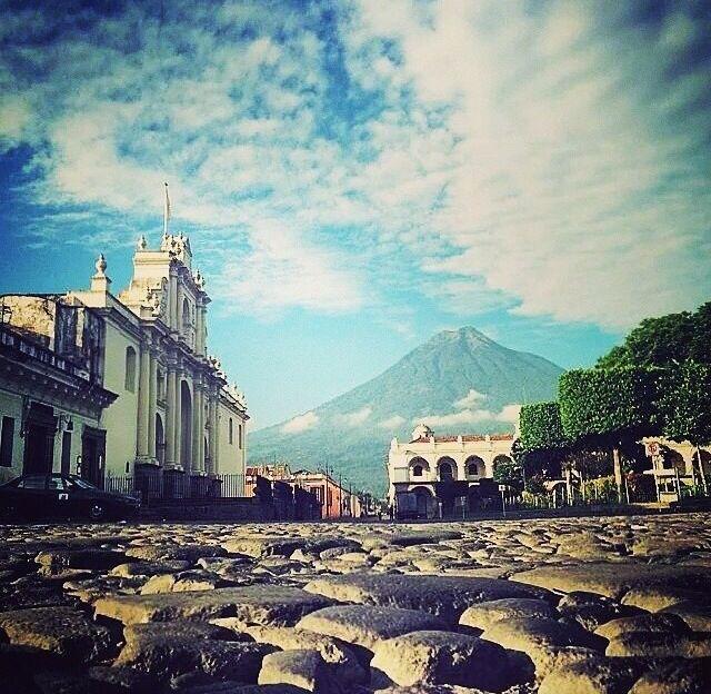 Antigua Guatemala - La historia y la belleza artística en un sólo lugar.