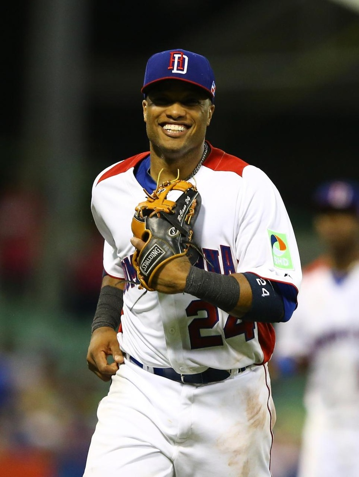 2013 World Baseball Classic: Robinson Cano - Dominican Republic