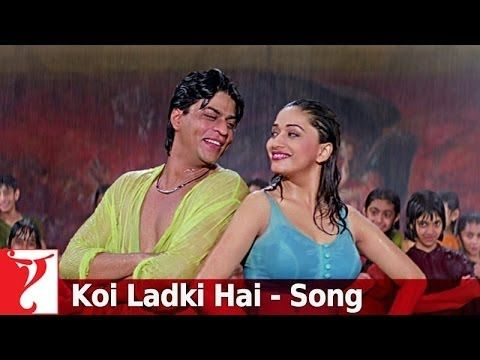 Koi Ladki Hai Song Dil To Pagal Hai Shahrukh Khan