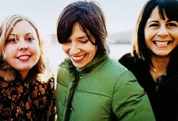 Sleater Kinney, AKA the soundtrack to my teen years. True story: I cried when they broke up.