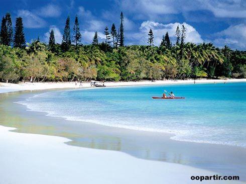 Nouvelle Caledonie - Reporte carnet voyage : la Nouvelle Calédonie, de l'île des Pins à Lifou et Ouvéa