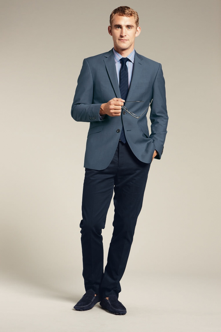Men often overlook the color of their clothing and especially suits as unimportant, something that will go unnoticed. Most don't realize how the color they choose to wear can have a dramatic.