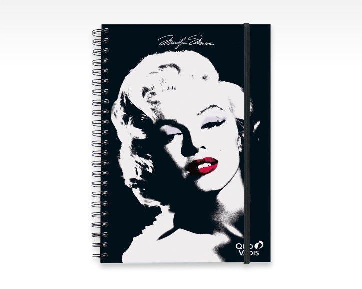 NEW! NOUVEAU! Elastibook Marilyn Monroe 2015 - Star
