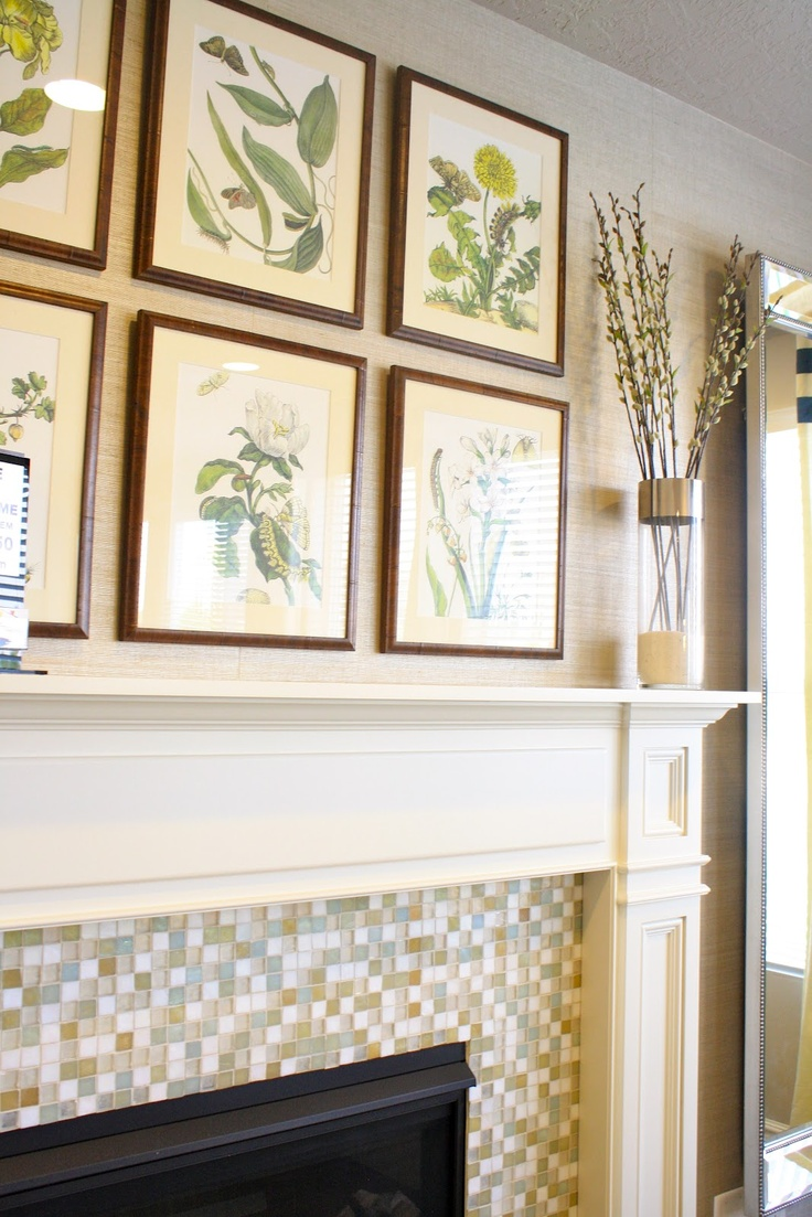 Fireplace Surround Street Design School Utah County Parade Of Homes