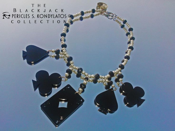 "The ""Blackjack"" Collection by Pericles Kondylatos"