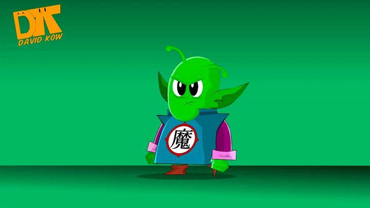 #dragonball #piccolo #myart