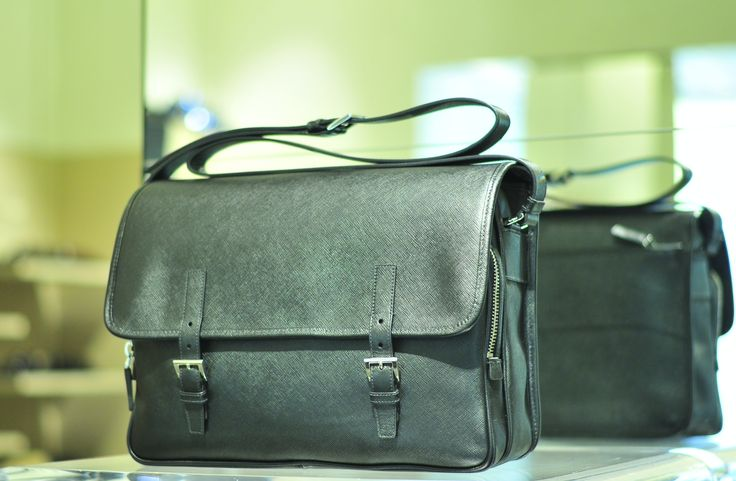 Prada #bag #man