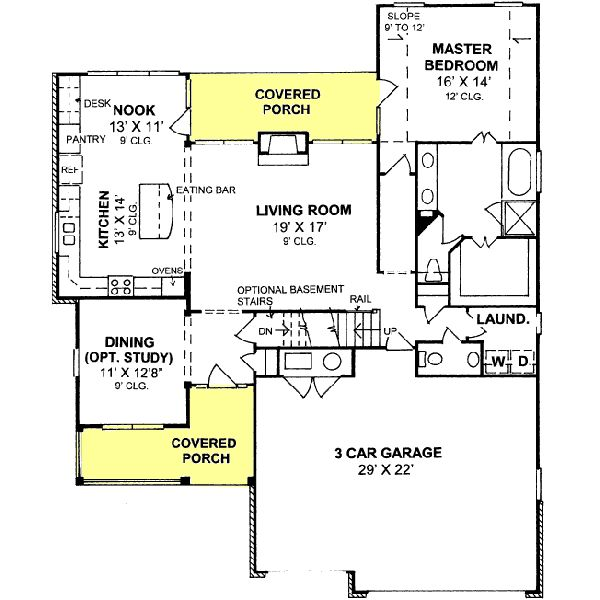 Best selling spec house plans house design plans for Best selling floor plans