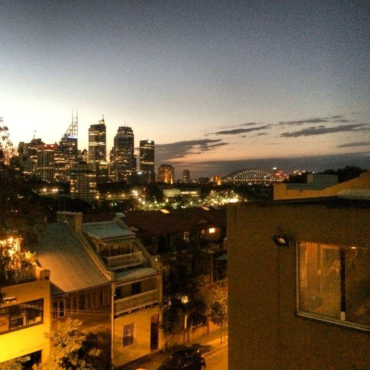 #roomwithaview #sydney #skyline