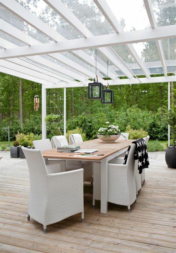 Die besten 25+ Überdachung selber bauen Ideen auf Pinterest - terrassen bau tipps tricks