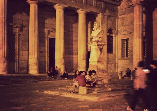 Serseri Mayınlar'daki Sıcacık ve Sapsarı Sokaklarıyla; Lecce • theMagger