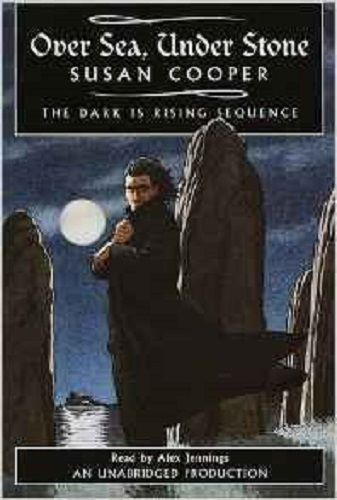 The Dark Is Rising Sequence Over Sea Under Stone Susan Cooper 2001 Cassette #overseaunderstone #susancooper #thedarkisrisingsequence #alexjennings #unabridgedproduction