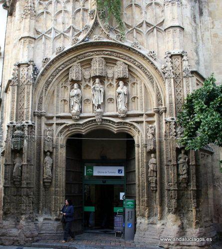 83 best oficinas de turismo en andaluc a images on for Oficina de turismo cordoba