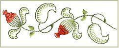 Orient Flower Borders