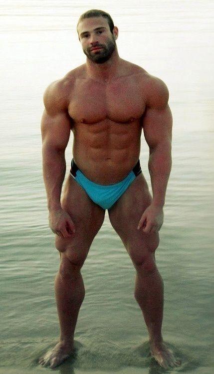 Muscular Gay Masters 57