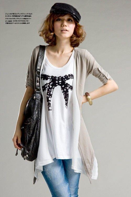 ファッション通販SHOPLIST(ショップリスト)| ★可愛さ溢れる♪インナー一体型カーディガン★|DearHeart(ディアハート)の商品詳細ページです。商品説明、画像、レビューも充実♪ - ファ