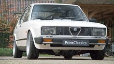 Alfa Romeo , Alfetta 2.0 Lusso 1981, for sale at Prins Classics36
