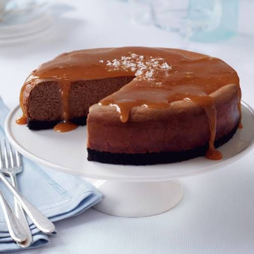 """I don't often bake a """"Chocolate Cheesecake""""...but when I do, it's usually this one!!!"""