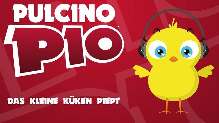 PULCINO PIO - Das Kleine Küken Piept (Official)