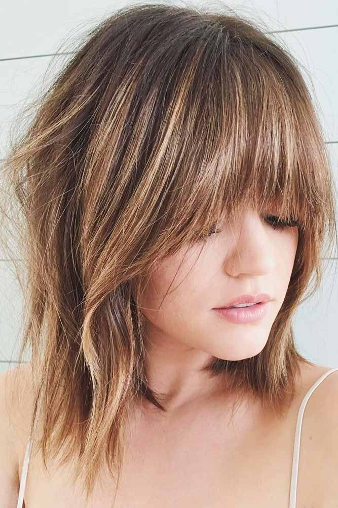 styles for short hairs best 25 hairstyles with bangs ideas on hair 8110 | e7461b41082d6431c108499919ec8110