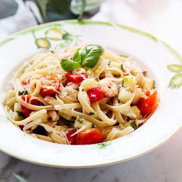 Linguini-med-rakor