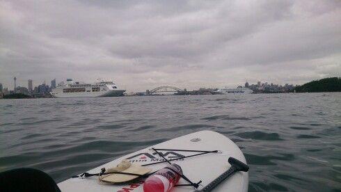 Sydney  harbour , Australia  day