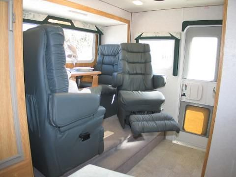 Dinette Replaced by Four Comfy Recliners and Small Table & 9 best Dinette images on Pinterest | Rv makeover Rv remodeling ... islam-shia.org