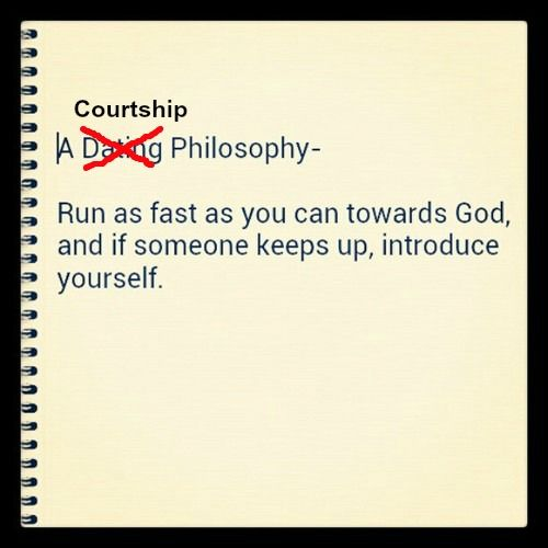 Christian courtship guidelines