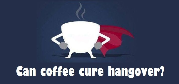Does coffee help with hangover headaches?