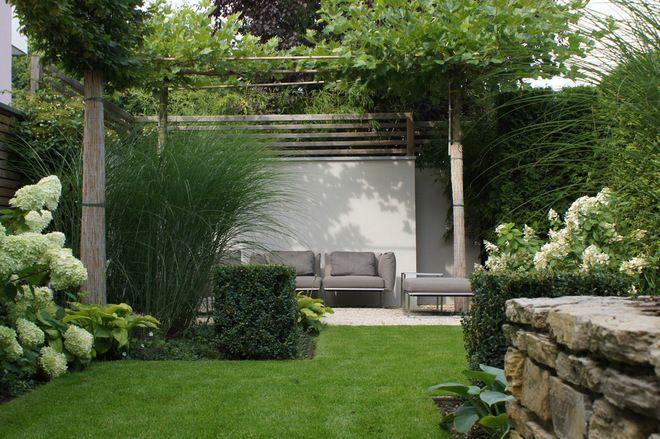 Moderner Garten von IndigaGärten GmbH & Co. KG | Dieser Garten in Hamburg punktet mit …
