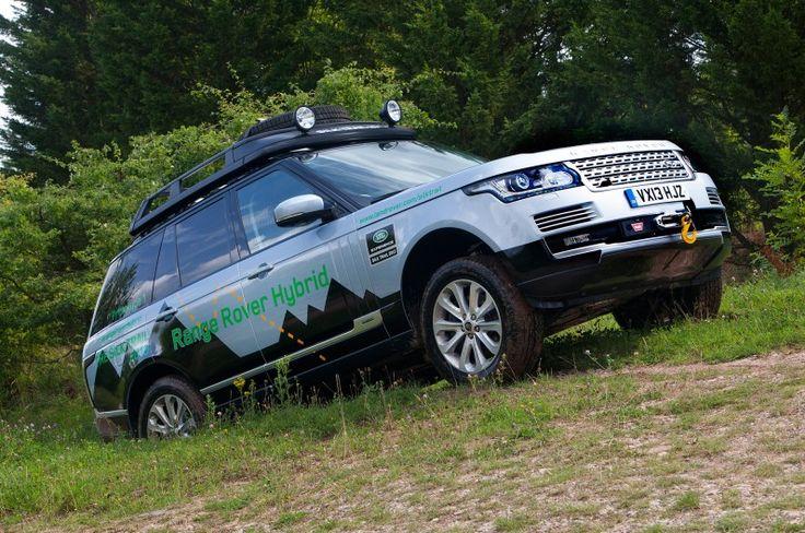 2014 Land Rover Range Rover, Range Rover Sport Hybrids Announced - Motor Trend WOT