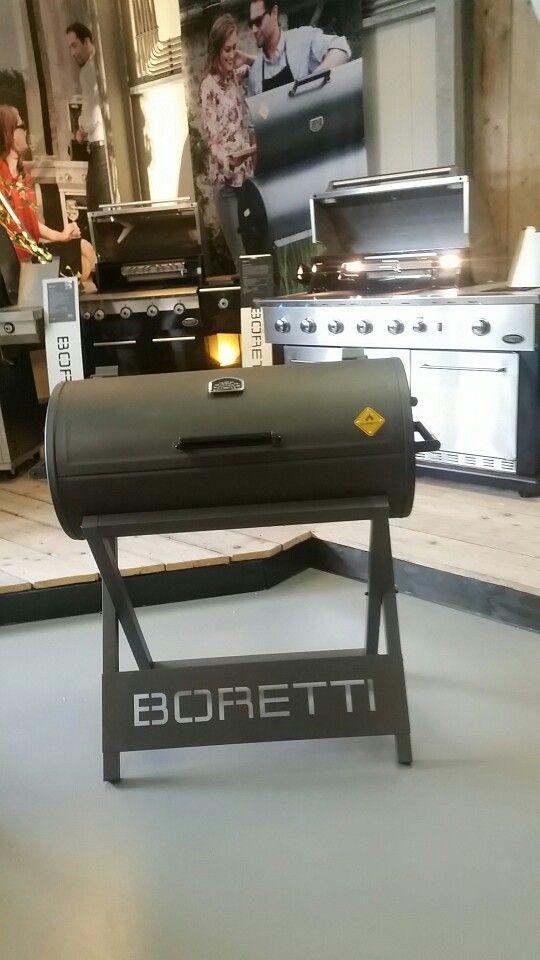 Boretti Fuori BARILO | de houtskool barrel van de nieuwe collectie.