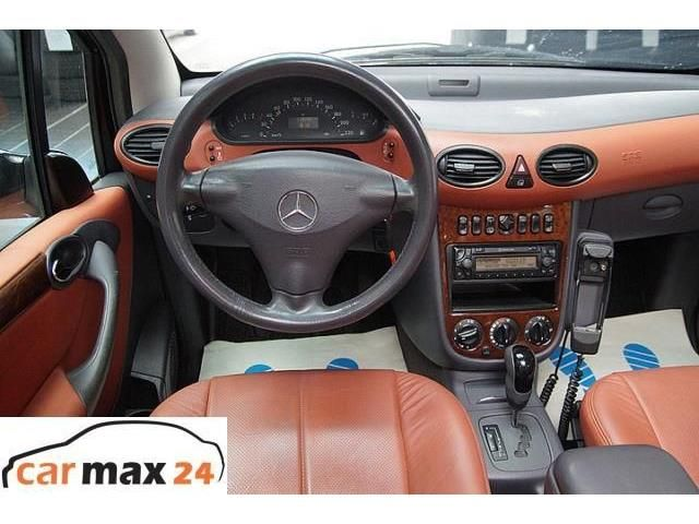 Mercedes-Benz A 170 CDI L Automatik Leder Navi Panorama - 8