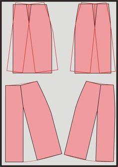 Aprenda de uma forma simples, prática e divertida, a traçar o molde deste vestido usado por Fátima Bernardes, em seu programa, no dia 08/12...
