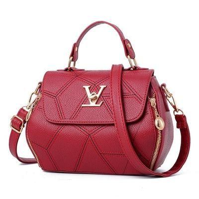 Photo of Women's Luxury Leather Clutch Bag Ladies Messenger Handbags