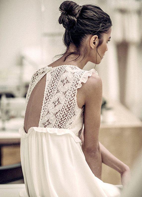 La parfaite robe de mariée #33 (robe Laure de Sagazan)